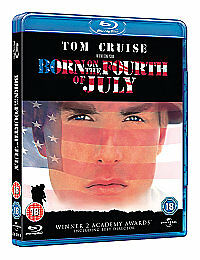 Born On The Fourth Of July (Blu-ray, 2011) - NEW & SEALED