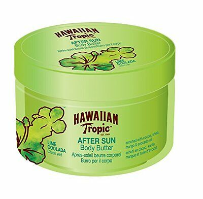 Hawaiian Tropic Burro Corpo, Lime Coolada - 200 ml