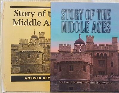 Story of the Middle Ages: Grade 6 (2002, Paperback) LIKE NEW