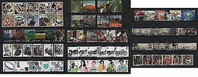 GB Stamps 2005 Commemoratives - Fine used (Multiple listing)