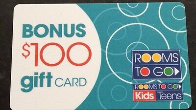 Rooms To Go Gift Card worth USD 300