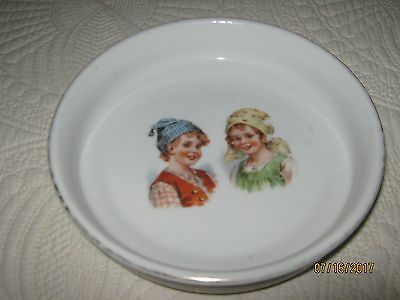 Leuchtenburg Child's Dish/Bowl Alphabet Edge