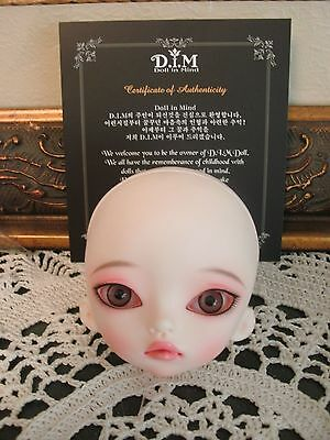 Dim Doll In Mind Sweet Trisha Head New With Company Default Face Up & Eyes