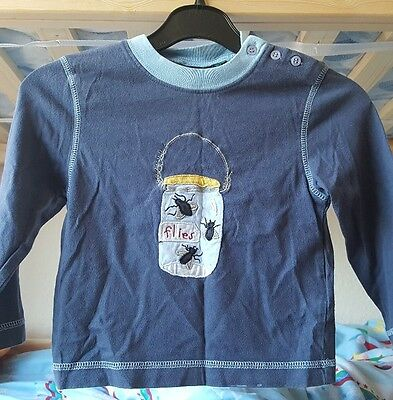 boys mini boden long sleeved top age 18-24