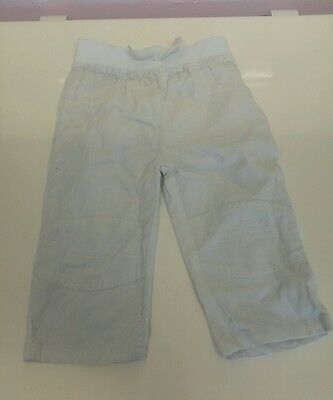 boys 6-9 months trousers blue spanish/ traditional