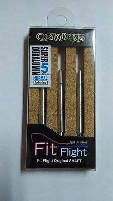 COSMO FIT SUPER DURALUMIN NORMAL SPINNING #5 SHAFTS 31mm  FOR FIT FLIGHTS ONLY