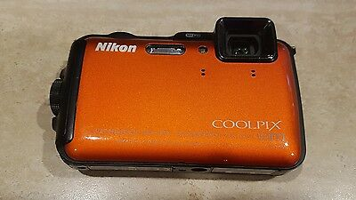Nikon COOLPIX  Digital Camera (with extras) - Gold