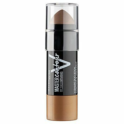 Maybelline New York Master Contour Stick Contouring 2 in 1, Light