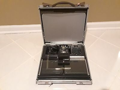 Bell & Howell Portable Microfiche/Microfilm Reader