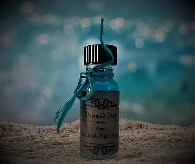 MERMAID TEARS Potion Ritual Oil Anointing Oil Love Happiness~Wicca Witchcraft