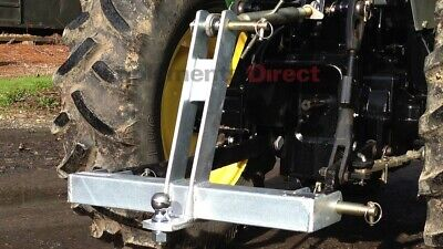 Galvanised Tractor Towbar