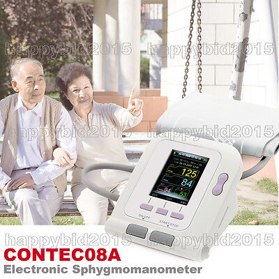 Digital Upper Arm Automatic Blood Pressure Monitor,USA Stock,3-7 days delivery