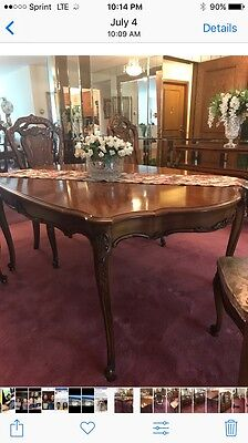 UNION FURNITURE COMPANY , complete dining room set - $5,000.00 ...