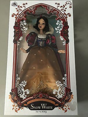 """D23 Expo 2017 Snow White 17"""" Doll Limited Edition LE 1023 In Hand"""