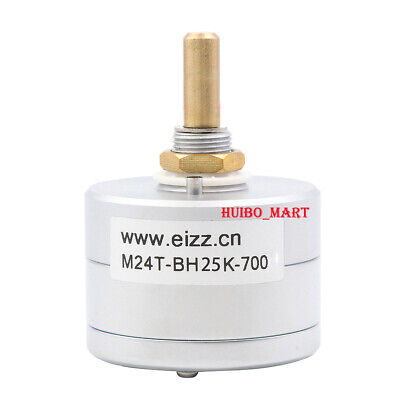 EIZZ 24-Step MONO Attenuator Volume Potentiometer HIFI LOG 10K 25K 50K 250K 100K