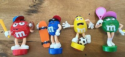 M & M's Sport Stampers
