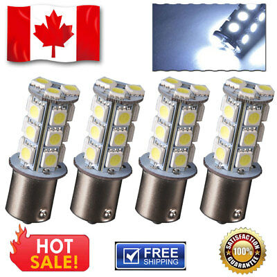 2X CANBUS ERROR FREE White 5630 Projector Lens T10 6SMD LED Interior Light Bulbs