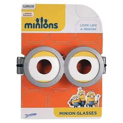Despicable Me Minions Glasses Goggles Fancy Dress Kids Character Costume Party