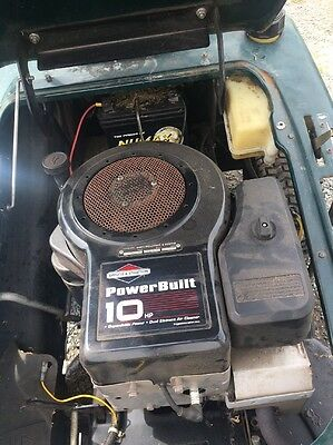 Briggs and stratton 10 hp engine with starter motor for 10 hp motor starter