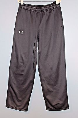 UNDER ARMOUR Storm Kid's Black Warm-Up Sweat Pants (size Youth XL) FREE SHIPPING