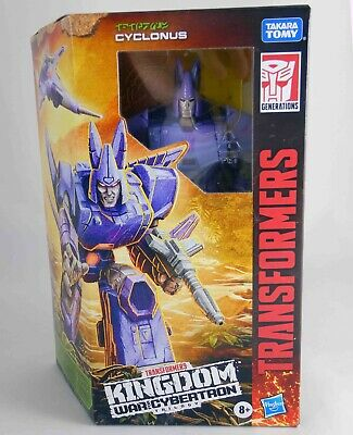 TransFormers CYCLONUS Robots in Disguise Legion Class HASBRO Figure Legend NEW