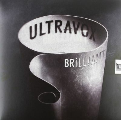 ULTRAVOX - BRILLIANT 2x Clear Vinyl LP Limited Edition (New & Sealed) 6242551