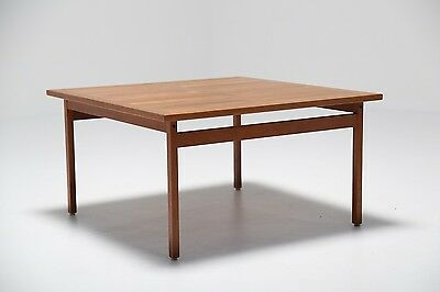 Vintage Danish Teak Coffee Table by France & Sons Poul Cadovius mid century