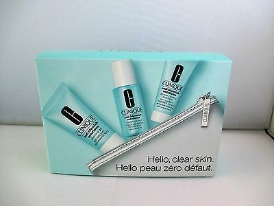 Clinique Hello Clear Skin Anti Blemish, Clarifying, Cleansing Gel, Clearing