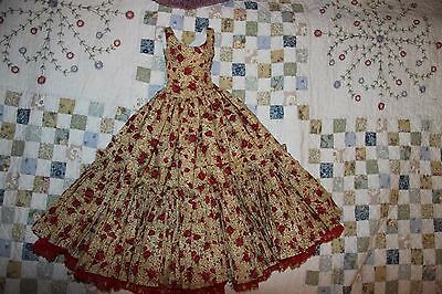 Lovely Floral dress for SD size BJD by House of Troy