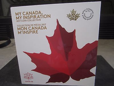 "2017 Canada 150th Anniversary Coin Collector Card Holder Folder "" No Coins"""