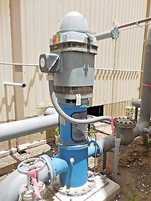 Cb-225, Goulds Vic-T Canned Lineshaft Tubine Pump W/ Us 125Hp Motor. 1000 Gpm.