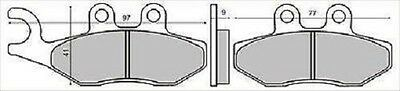 225102620 RMS Pair front brake pads PIAGGIO	Beverly 350 ie ST 2014>