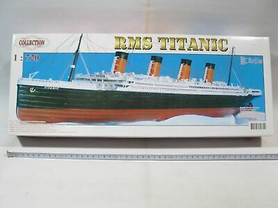 Collection Modellbausatz  RMS Titanic 1:720  in box  mb229