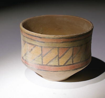 Lovely Ancient Bronze Age Terracotta Pot Circa 2500Bc  - No Reserve!