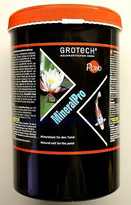 Grotech mineralpro 1000g Gro Tech Mineral for Pond Pond 15,95 €/ kg