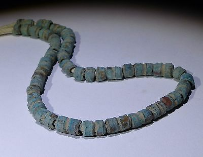 Ancient Bronze Bead Necklace - No Reserve!
