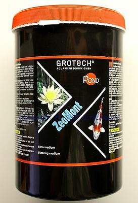 Grotech zeomont 1000ml Gro Tech Filter Medium for Ponds Pond 15,95 €/ L