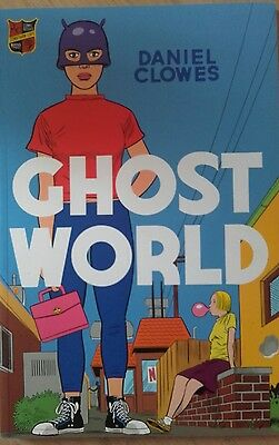 Ghost World by Daniel Clowes graphic novel