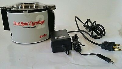 NEW - StatSpin CytoFuge 2 Compact Lab Centrifuge Iris Sample Processing w/ Rotor