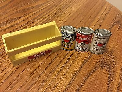 Campbell Soup Magnets