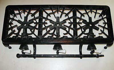 Griswold Counter Top 3 Burner Stove No. 403 Nice Condition