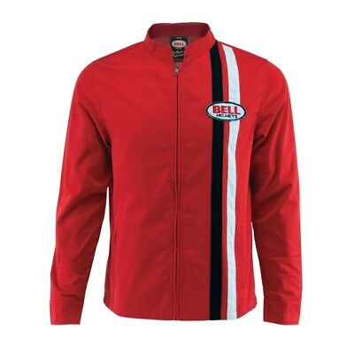 Bell Powersports Rossi Jacket Size M Red