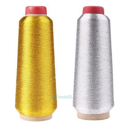 Computer Cross-stitch Embroidery Sewing Thread Line Textile Metallic Yarn Woven