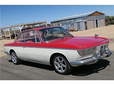 1967 BMW 2000cs Leather 1967 2000CS 2Dr Coupe , In great condition rust free Dbl Webers 4 Cyl M10 eng