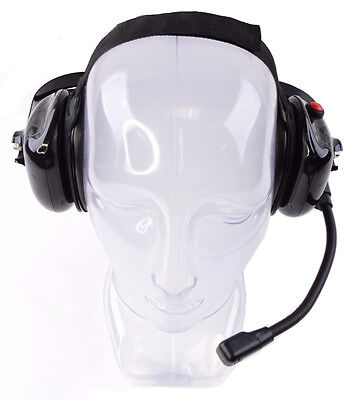 Noice Cancelling Racing Radio Headset With Gel Pads Racerdirect.net