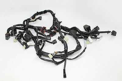 UNCUT 2015 2016 Yamaha Fz07 Main Engine Wiring Harness 97 07 yamaha yzf600r yzf 600 r oem main engine wiring harness Fz07 2016 Black at creativeand.co
