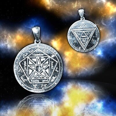 Talisman of Love and Happiness (2) Silver CA