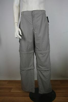 MOUNTAIN DESIGNS 3 Stage Hiking Pants sz 36 38 XL NEW & Tags RRP $129.95