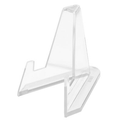 1x Clear Practical Stand Holder Support Display for Trumpet Brass Instrument