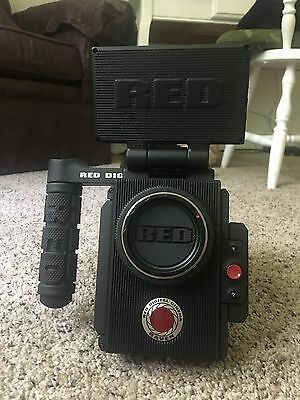 RED RAVEN Brain 4.5K Digital Cinema Camera w/ RED Armor Extended Warranty & more